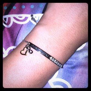 Jewelry - Sterling silver adjustable bracelet